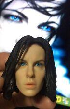 Custom 1/6 figure Underworld figure head sculpt 2.0 Blue eye no iminime phicen
