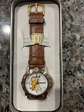 Armitron Quartz Waterproof Garfield 1979 Vintage Collectible Watch