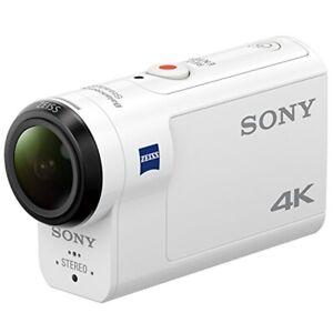SONY Digital 4K Video Camera Recorder Action Cam FDR-X3000 White NEW Box #119