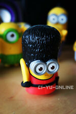 2015 McDonalds Happy Meal Despicable Me Minions Talking Toys US #9 Guard