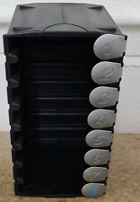 Black Logic3 CD Storage Tower VGC