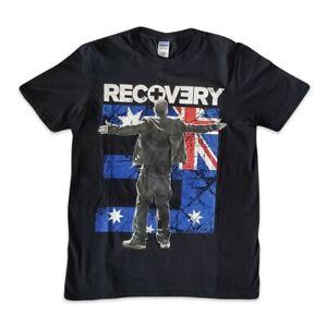 Eminem 2011 Recovery Tour Official Australian Tour Merch Men's Size M