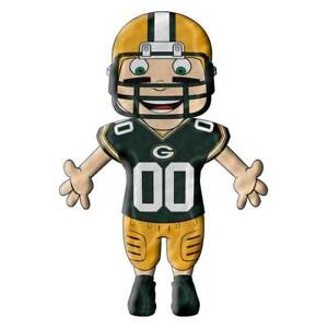Green Bay Packers NFL Player Full Body Cloud Pillow Pals, New With Tags