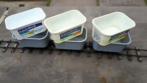 sm32 trucks suitable for young children 16mm Garden Railway Narrow Gauge