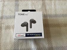 Lg Tone Free Hbs-Fn6 Wireless In-Ear Headset - Black