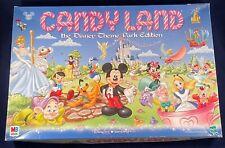 Vintage 2001 Candyland Disneyland Theme Park Edition Cinderella Castle Complete