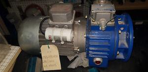 MOTOVARIATORE MONOFASE 0,5 HP TK/005/F giri minuto da 190 a 1000 della MOTOVARIO