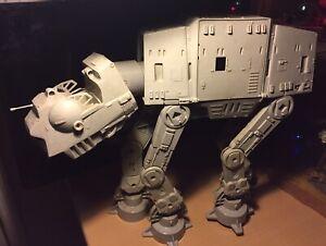 Vintage Star Wars Kenner AT-AT Imperial Walker Leg Part 1980 ESB