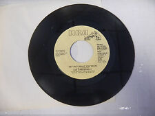 LEE VANDERBILT get into what you're in /  mono same   NEW 45