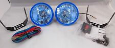 "4"" Lincoln Navigator Mark LT  L+R Fog Light Bumper  55w H3 set HID Ready"