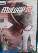 MOTOGP 15. JUEGO PARA PC DVD-ROM. PAL-ESP. NUEVO, PRECINTADO.