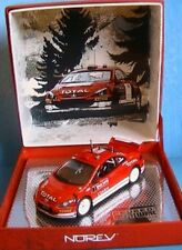 COFFRET PEUGEOT 307 WRC JAPAN RALLY GRONHOLM NOREV 1/43