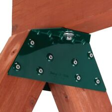 Swing-N-Slide A-Frame Bracket Backyard Playset Green Swing Set Angled Hardware