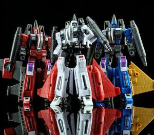 NewAge H16 Beelzebul H17 Mammon H18 Mephisto Set Transformers Legends Coneheads