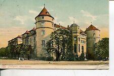 Vor 1914 Frankierte Ansichtskarten aus Baden-Württemberg für Burg & Schloss