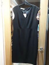 John Lewis Smart Black Dress Size 14 rrp £79