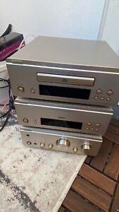 Denon Kompaktanlage UCD-F88/UTU-F88/UPA-F88/SC-F07B