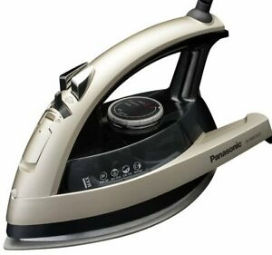 360Degrees Quick Multi-Directional Steam/Dry Iron with Ceramic Soleplate