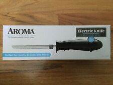 Aroma Electric Carving Knife - New in Box