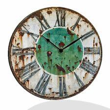 Orologio da parete CLOCKART TONDO 60X60 cm RUSTY