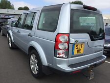 2010 LAND ROVER DISCOVERY 4 3.0 TDV6 GS 7 SEATS, FABULOUS HISTORY 16 STAMPS