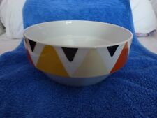 Viva Retro large serving bowl by Sarah Campbell - BNIB