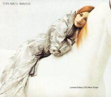 "99 cent cd - TORI AMOS - ""Winter"" EP + 4 bonus tracks / lyric sheet"