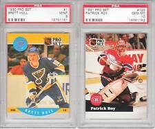 1991 Pro Set NHL Hockey Patrick Roy #125 PSA 10