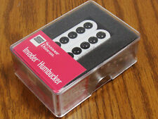 NEW USA Seymour Duncan SH-8b Invader Humbucker PICKUP Bridge White
