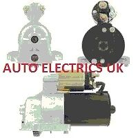 JAGUAR X-TYPE 2.1 2.5 3.0 V6 2001-ONWARDS STARTER MOTOR