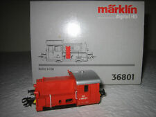 Märklin H0 36801 Locomotora Diésel Köf Digital Condición Nuevo Emb.orig