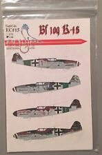 EagleCals 1:48 Bf 109 K-4s EC-15