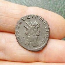 Gallien - Antoninien - Rome  //  Revers : Antilope