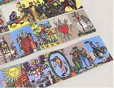 Nacoo's Kawaii Small Label Sticker Set ( 48 pcs in paper box ) - Tarot