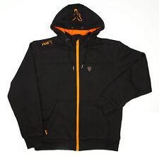 Fox Heavy Lined Hoody Black/orange XL