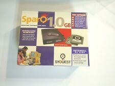 Syquest SparQ 1.0 GB Removable Cartridge Hard Drive Parallel Port  New Sealed