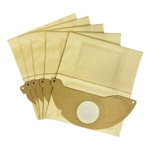 30 x Vacuum Cleaner Bags for Karcher A2024PT A2004 A2054 6.904-322.0 Wet and Dry