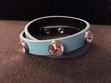 lia sophia turquoise wrap bracelet
