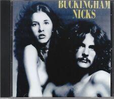 BUCKINGHAM NICKS CD new
