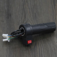 Universal Electric Bike Ebike Scooter Speed Throttle Handle For 22.5mm Handlebar