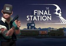 La clave de PC final región libre (Station Vapor)