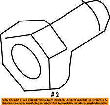 FORD OEM 11-14 F-150 5.0L Manual Standard Transmission-Flywheel Bolt AL3Z6379BA