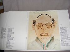 VINTAGE 1974 JOHN LENNON WALLS AND BRIDGES LP INSERT BOOKLET LYRICS