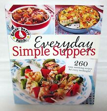 Gooseberry Patch Everyday Simple Suppers - Softcover Edition - New
