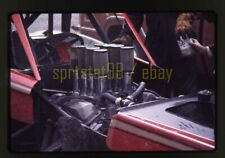 1975 Denny Chamberlain Dirt Modified Race Car - Vintage 35mm Slide