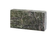 Nature Touch briques de pierre naturelle 20x10x5 cm Rain Forest Green Crystal