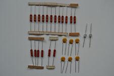 Protection+Capacitor+Resistor repair Kit QUAD ESL 57 Speaker Audio Transformer