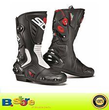 Botas BOTAS MOTORRAD Sidi botas Vértigo 2 Blanco Negro TAMAÑO (42) ee975bea3e4