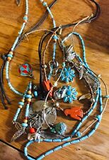 Lot Of Southwest Style Jewelry 10 Piece