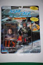 Worf in Ritual Klingon Attire-Star Trek The Next Generation Holodeck Series-MOC